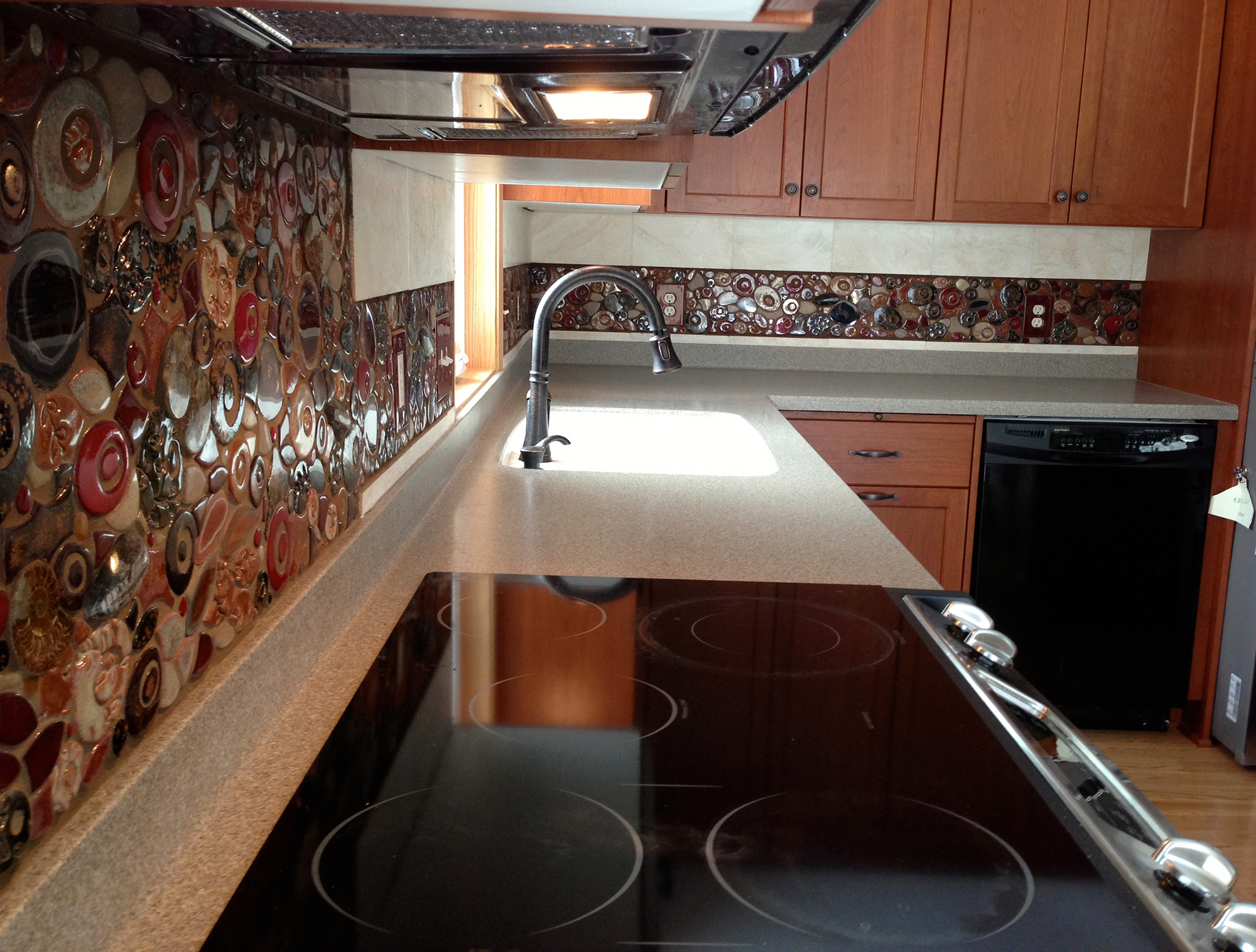 Brannick Backsplash