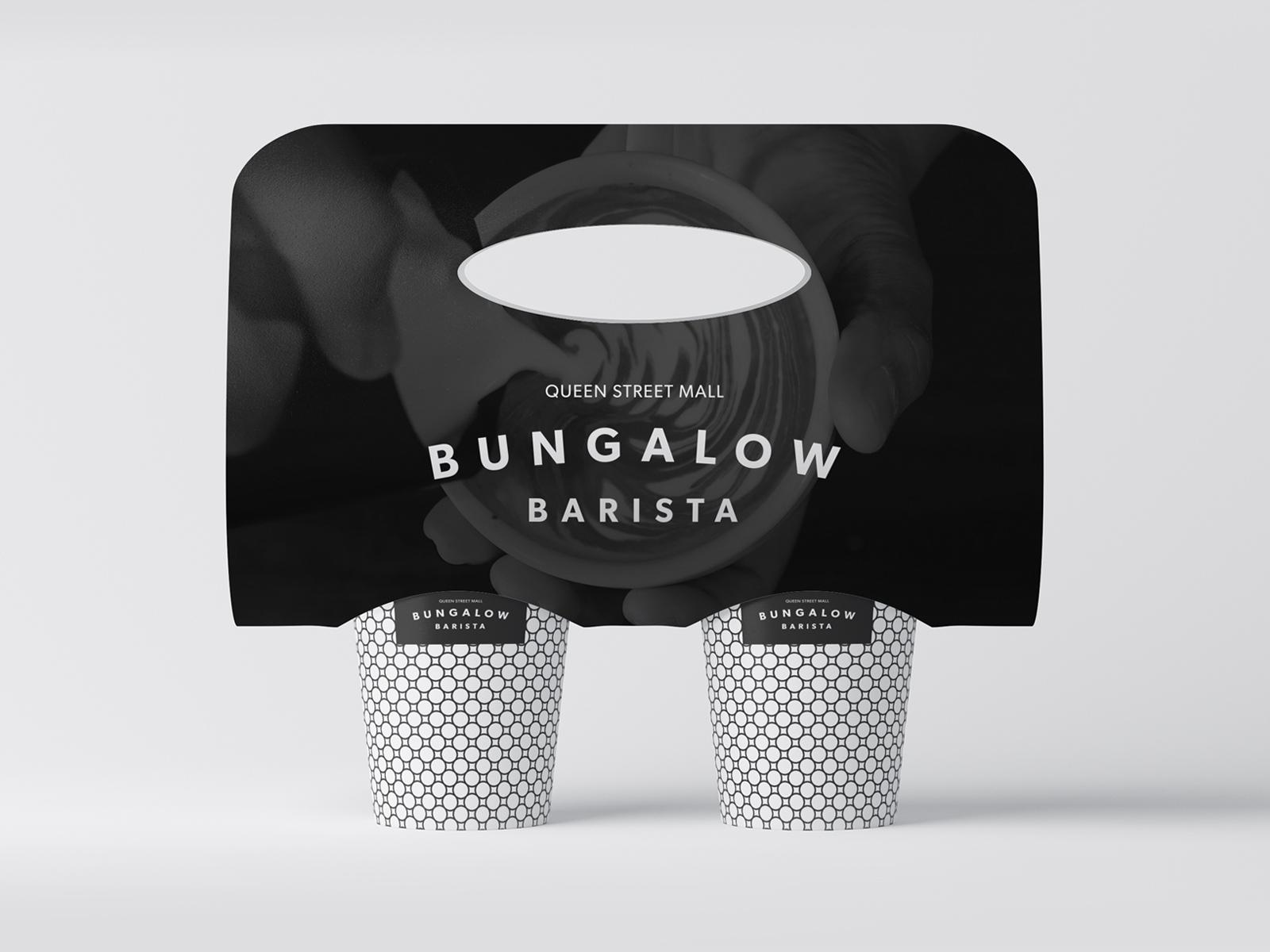 Branding for pop-up cafe, Brisbane