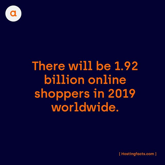If that isn't enough to convince you how important your #onlinebusiness is, then we don't know what is 🙏⠀ ⠀ #ateles #weareateles #tech #growth #innovation #creative #ecom #ecommerce #digitalcommerce