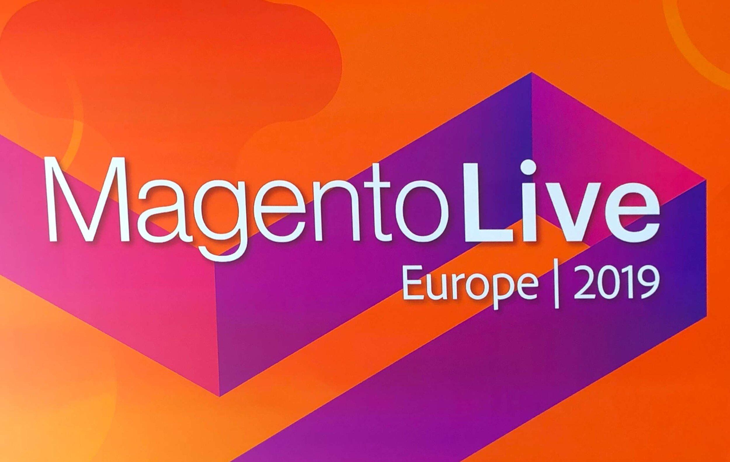 Magento Live 2019