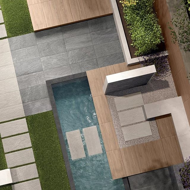Indoor and outdoor high quality Italian porcelain tiles available exclusively to @qmi_tile_and_stone  #italiantiles #flooring #porcelaintile #swbusiness #outdoortilesdesign #kitchendesign #busselton #dunsborough #cowaramup #building