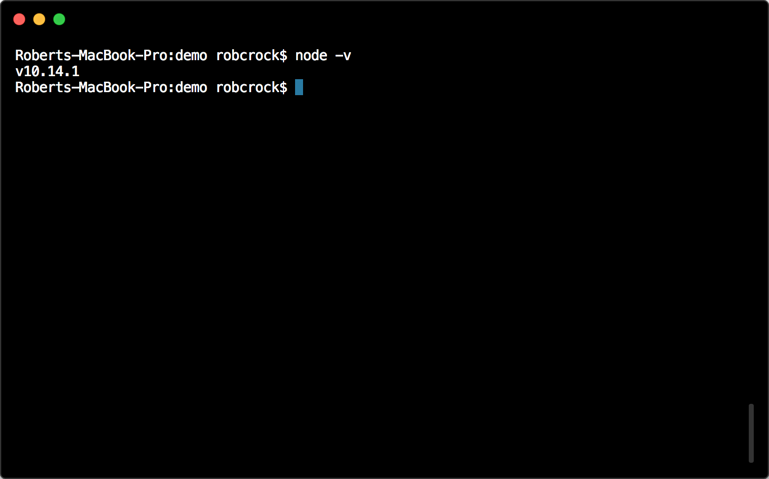 Node Version