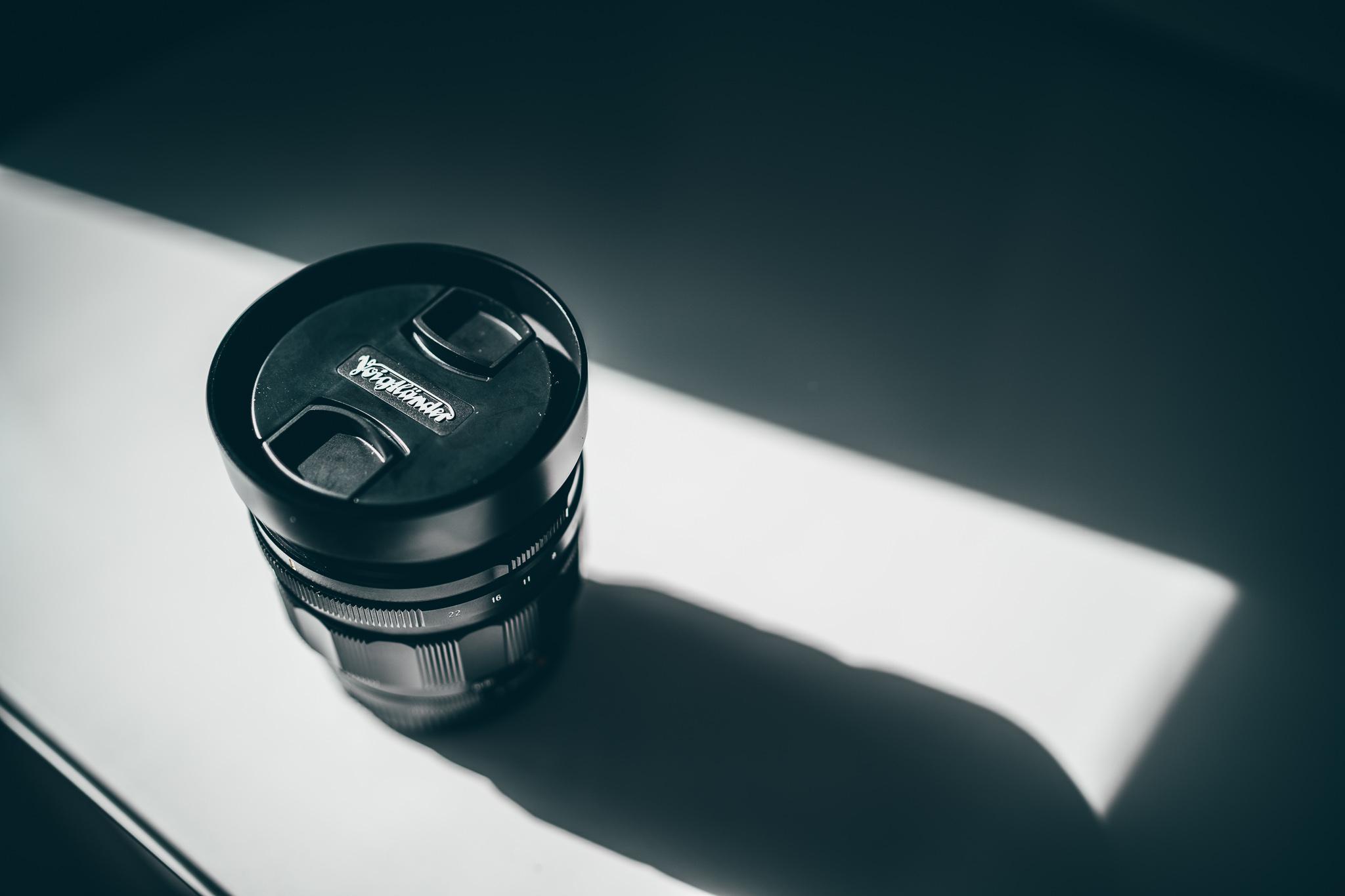 The Voigtlander 40mm f1.2