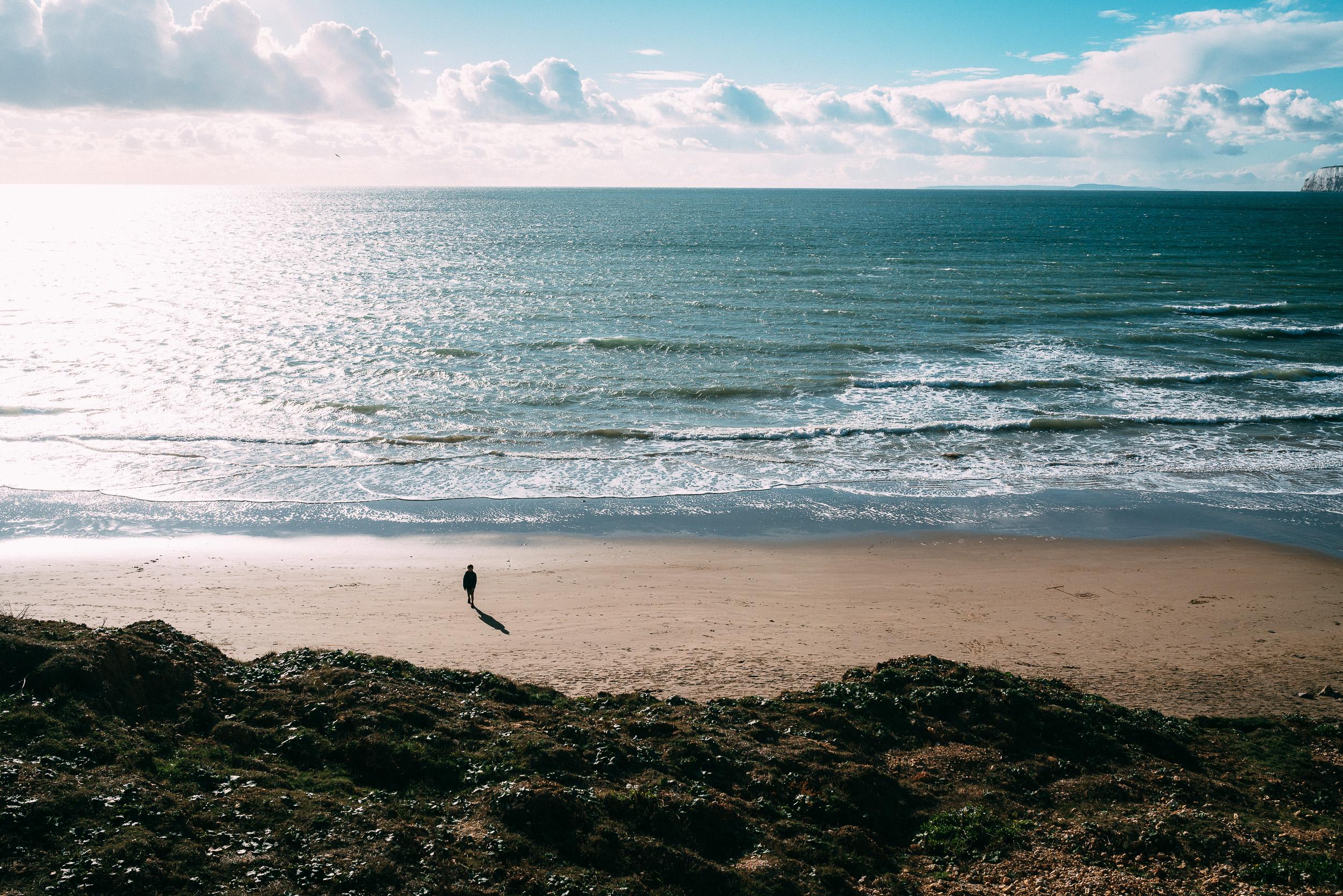Compton Beach - The Isle of Wight.