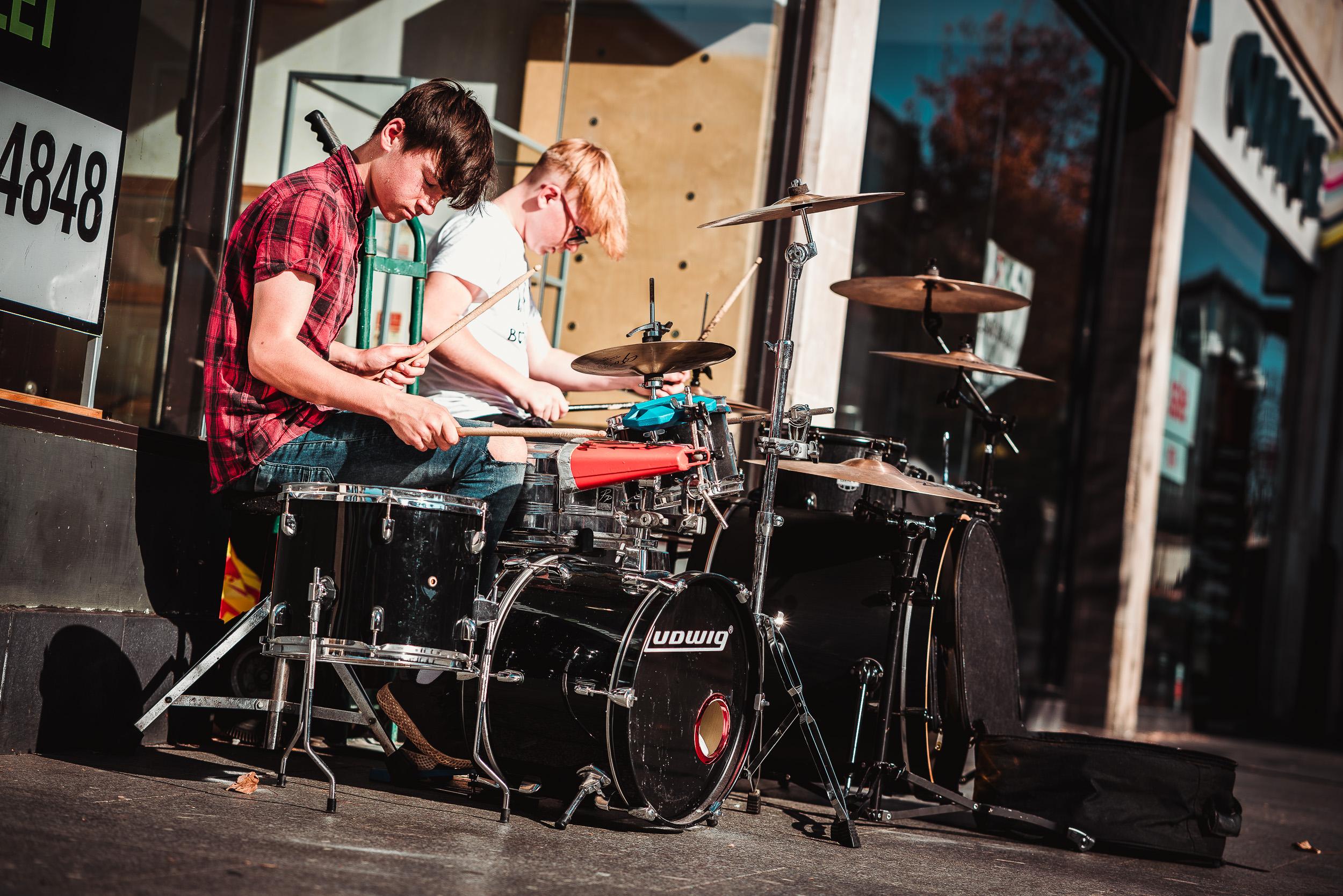 Little Drummer Boys.