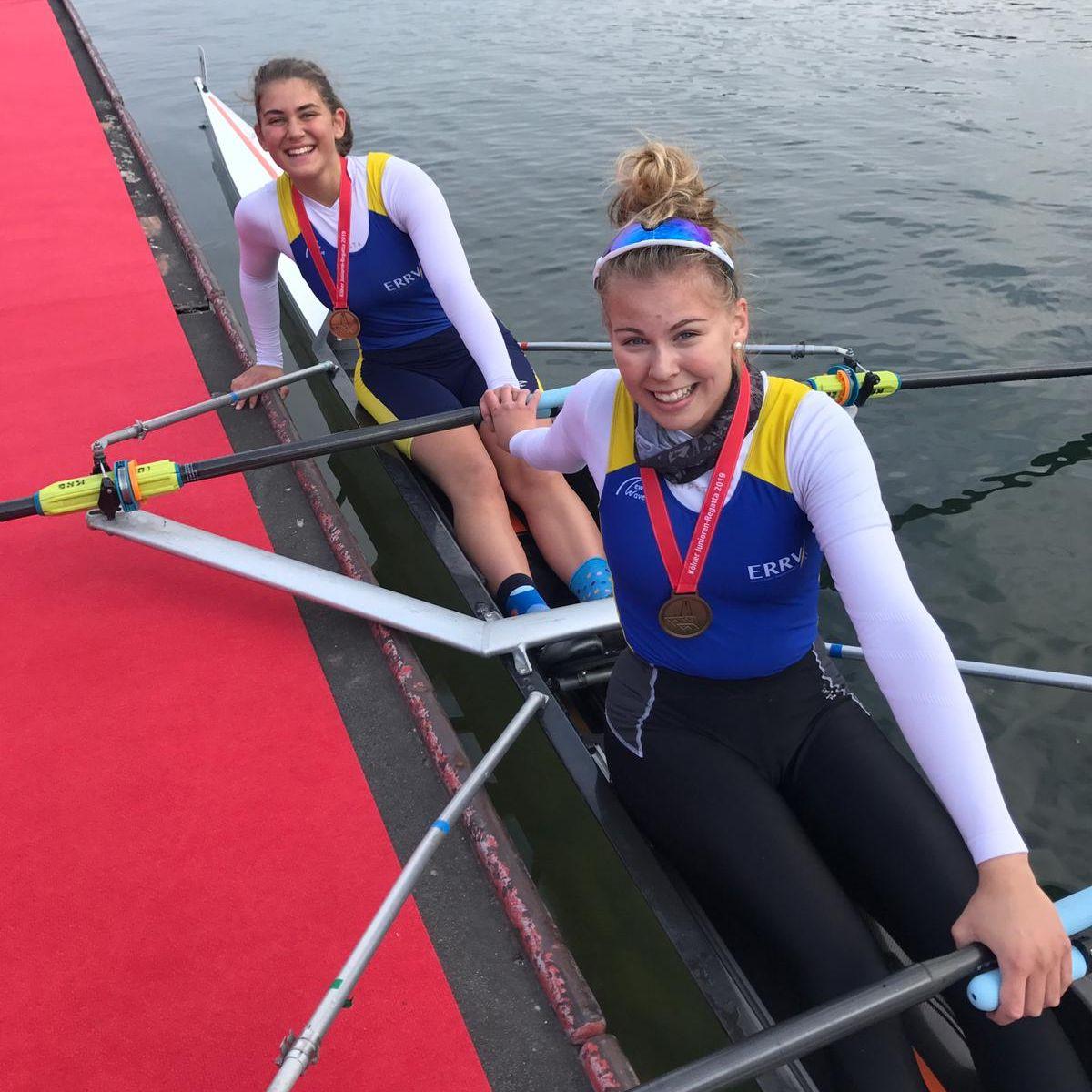 Emma Achenbach und Antonia Hinze (RaB)