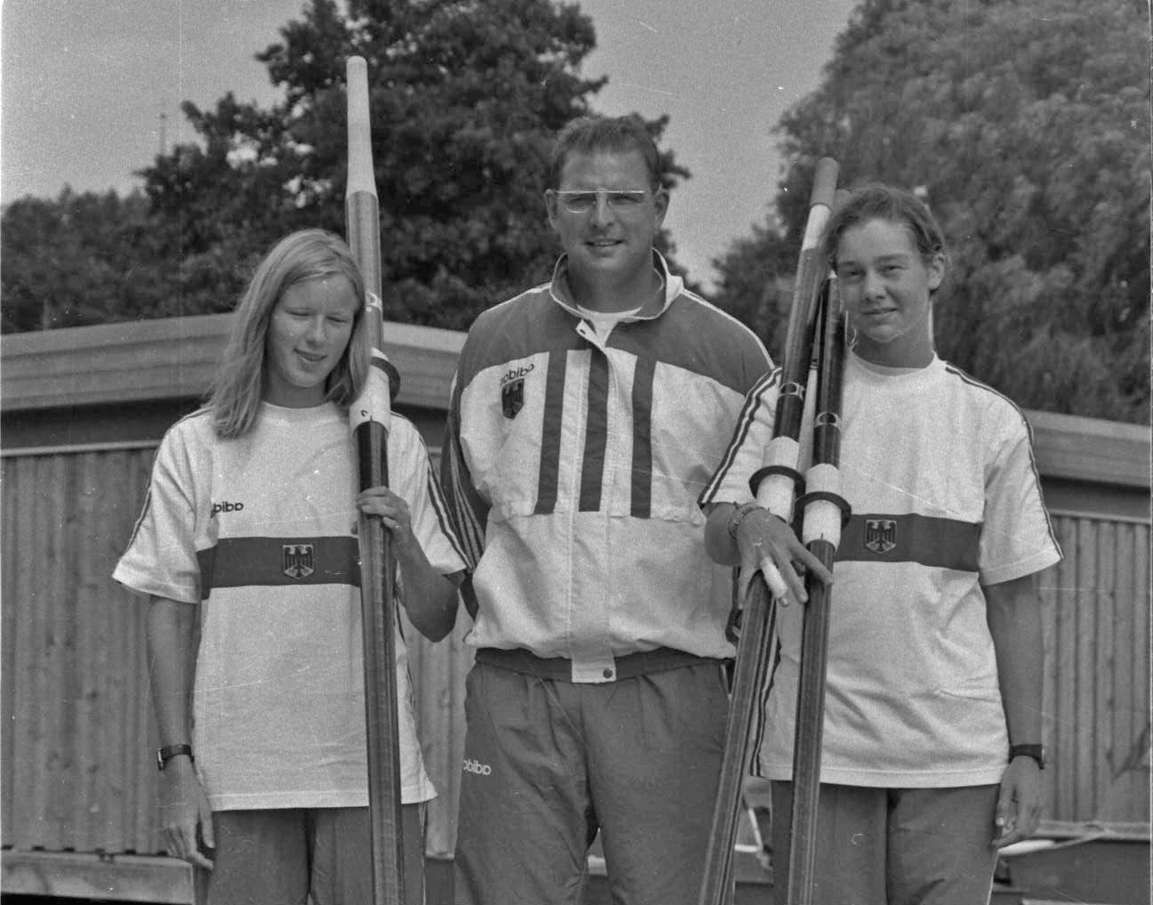 Linn Mehnert, Boris Orlowski, Britta Affeld(Holthaus) - JWM Hazewinkel