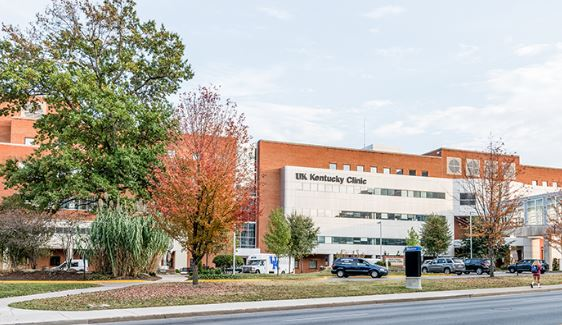 Kentucky Clinic - Outpatient office located adjacent to main hospital