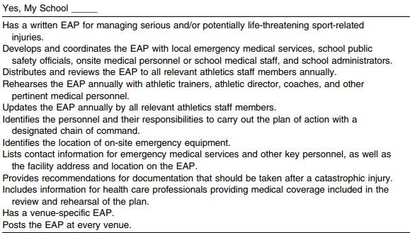 Figure 1.  EAP Description. (Samantha Scarneo, 2019)