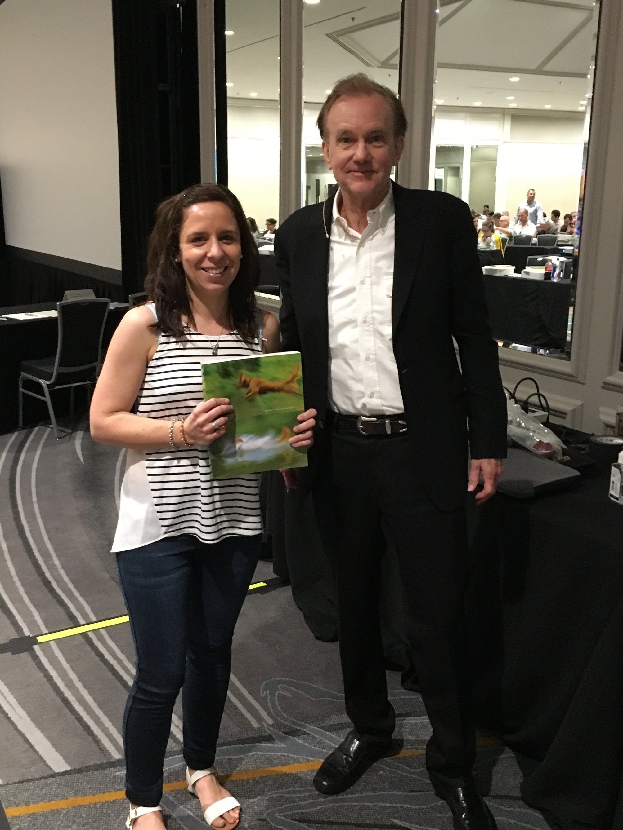 Edward Tufte - Chicago, August 2017