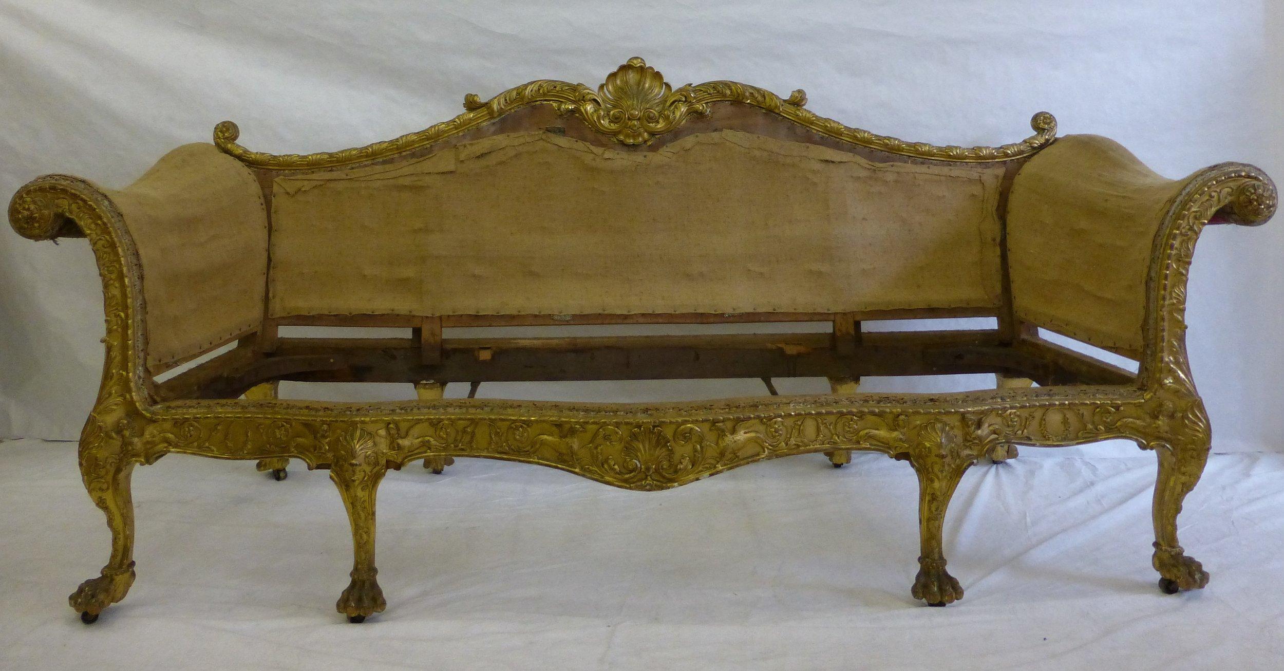 Carvers & Gilders - Dundas Sofa