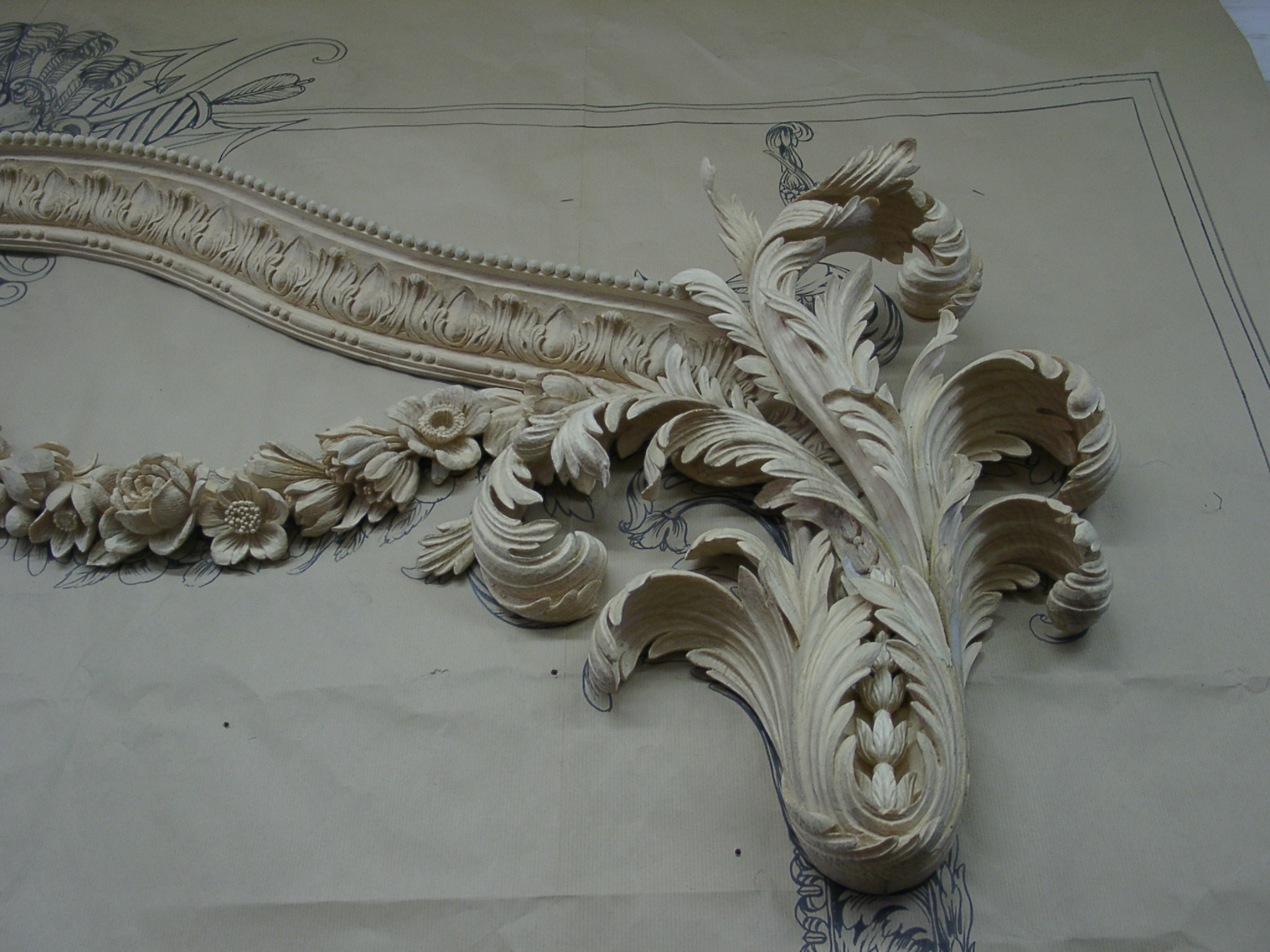 Carvers & Gilders - Commissions