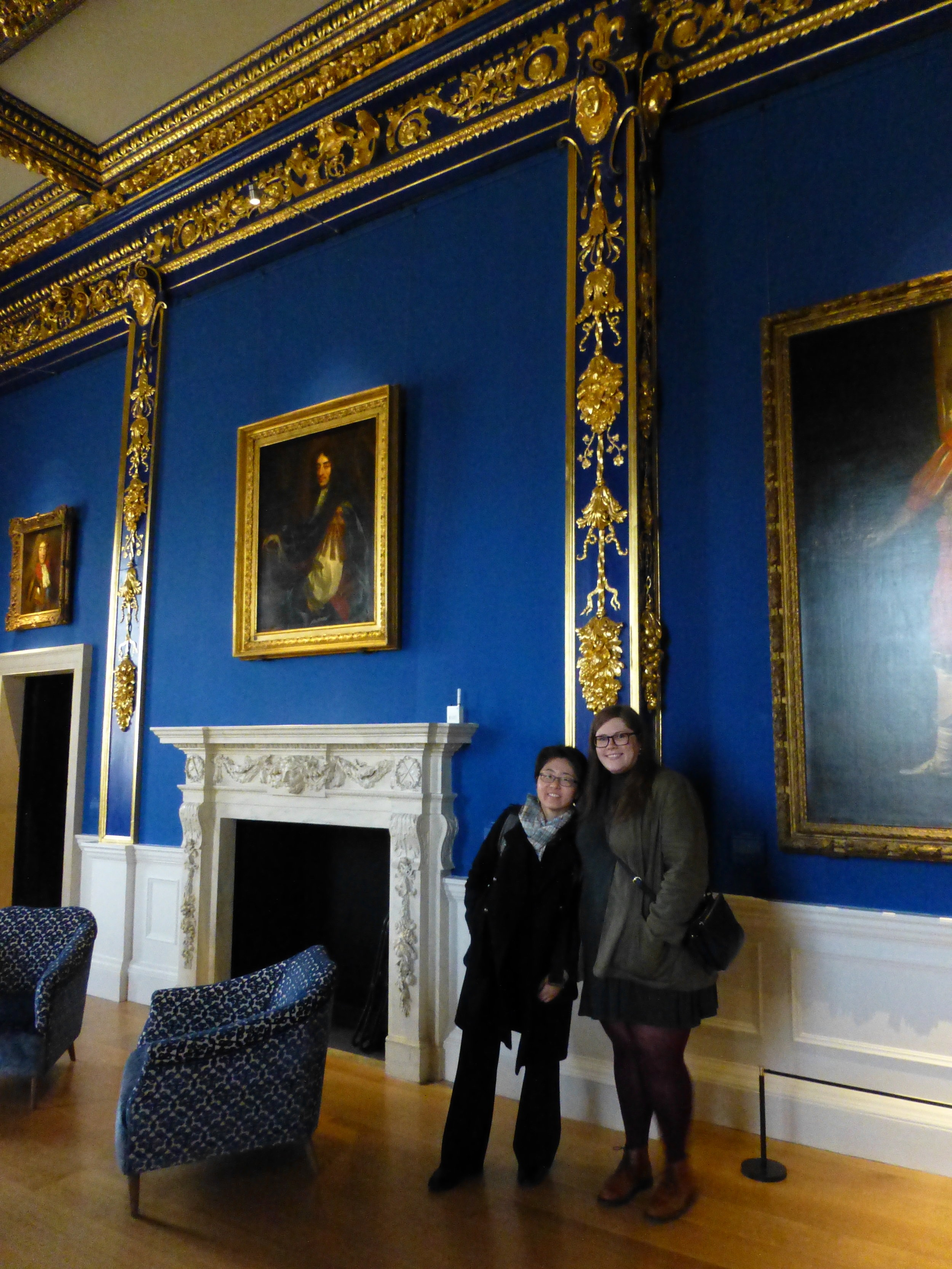 Carvers & Gilders - King's Presence Chamber - The Queen's House