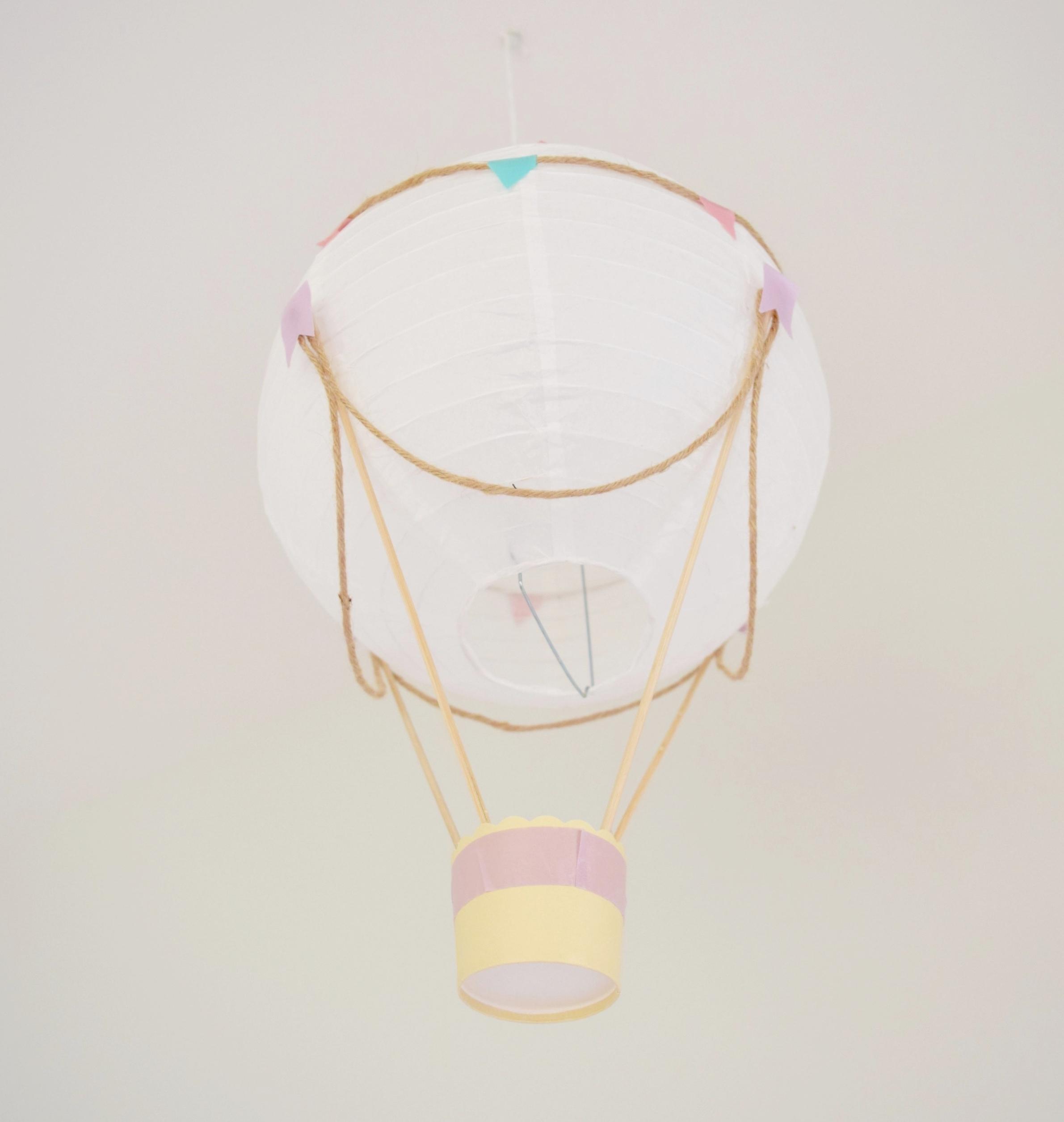 Hot air balloon!