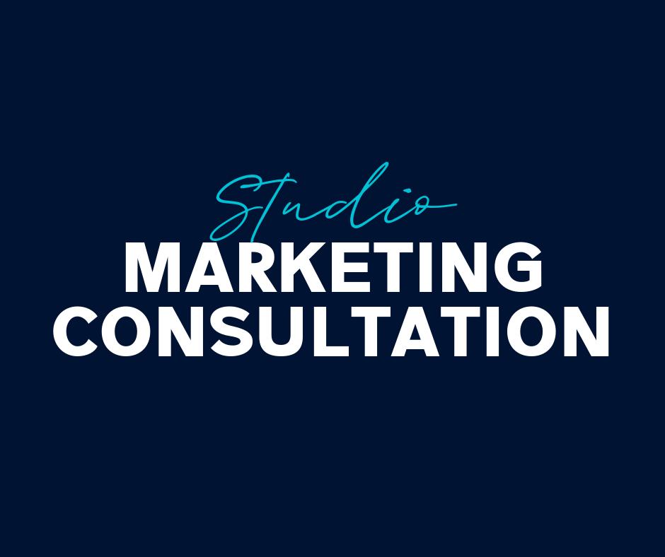 Dance Studio Marketing Consultant