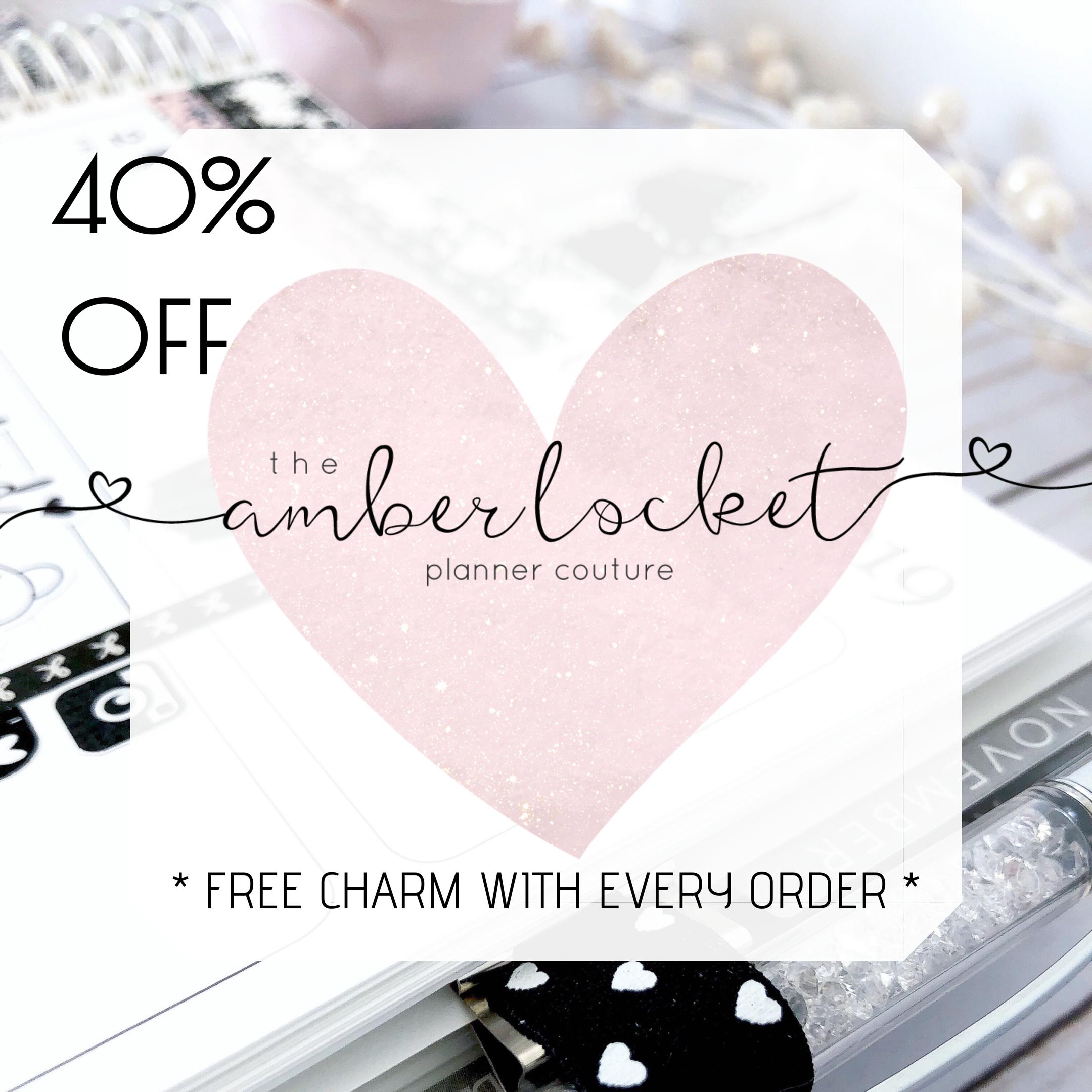 The Amber Locket