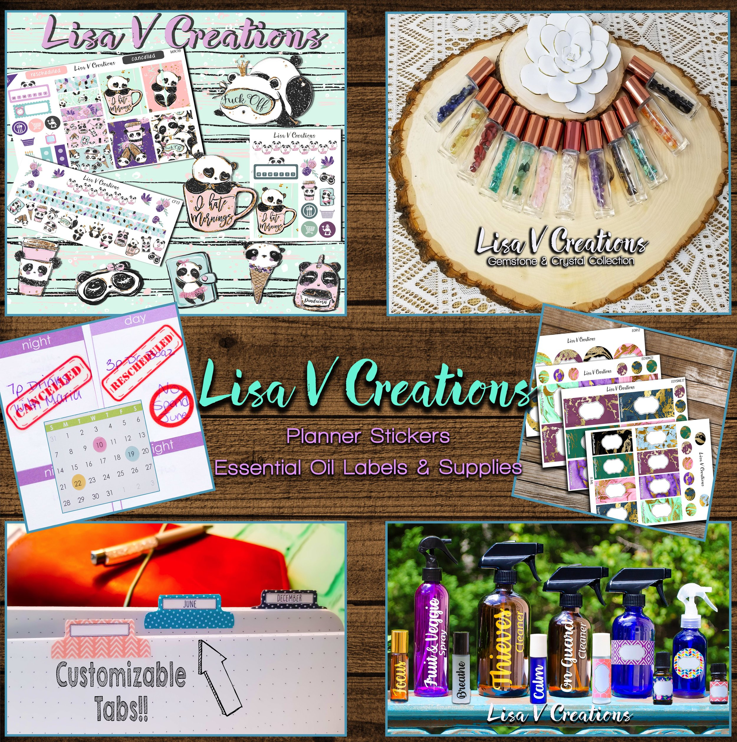 Lisa V Creations