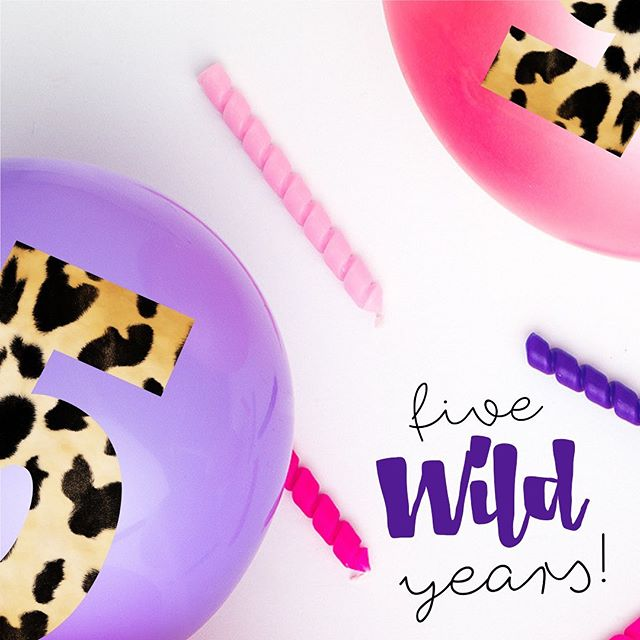 Wild for planners has entered the chat.  🎉 5 years ago today our creative corner of the internet was born 🎂 & because of YOU (#plannercommunity, we're looking at you) it's been wilder than we ever expected!   💜 Share your favorite thing that's happened in #fivewildyears below!  👀 P. S. You might want to turn on post notifications, llamas. It's going to be a WILD week! 🦙  #llamalove #staywild #wildatheart #wildweek #birthdayvibes