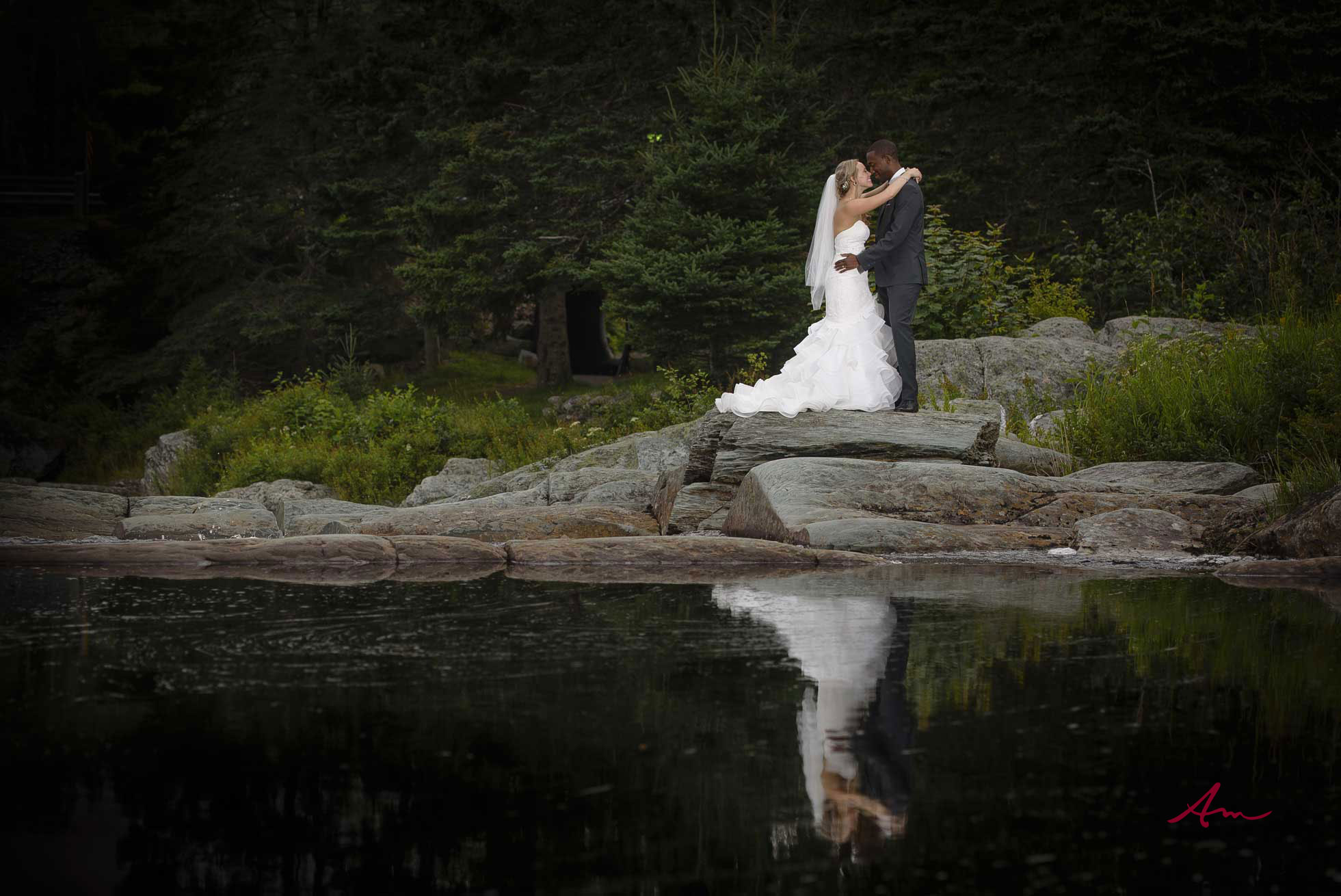 Liscombe-wedding-bride-groom-river.jpg