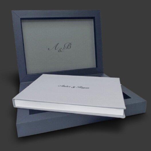 "Essential - 12""x8"" 30-page AlbumCustom BoxIncludes 60 wedding images*$995 (reg. $1,295)additional images $15ea (reg $20)"