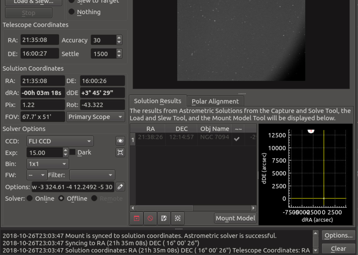 StellarMate — TheAstroGazer
