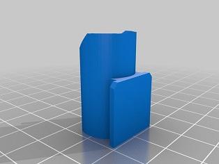 Hotshoe mount for laser
