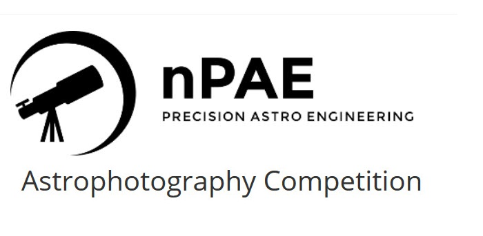 NPAE Astrophotography Competition - 1st Place