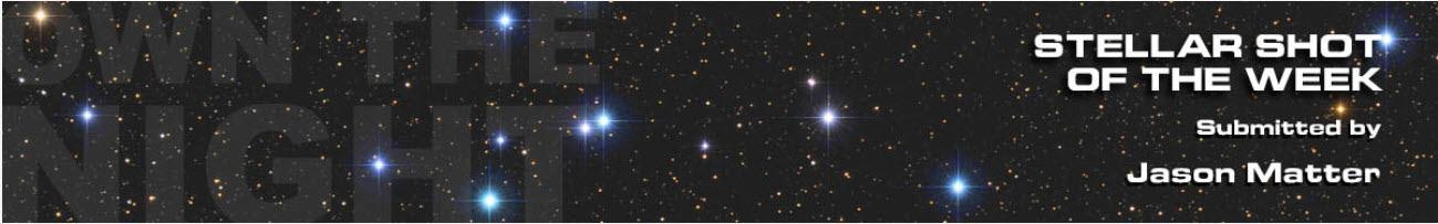 Stellarvue Shot of the Week - M39
