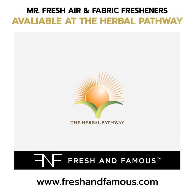 _ You can now buy your Mr.Fresh Air Fresheners at The Herbal Pathway!😃 @theherbalpathway  _ Location: 1822 Whites Road, North Pickering, Ontario, L1V 4M1. _ Open ⋅ Mon to Fri 9:30am to 8:00, Sat 9:30am to 6pm.  _ Keep It Fresh!😎 _ #Mrfreshairfresheners #FreshAndFamous  #MrFresh #HealthStore #Natural