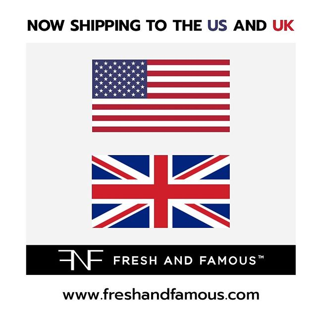 _ Life Just Got Fresher!😎 _ Now Shipping To The United States & Europe Get Your Mr.Fresh Today!⭐️ _ Click the link in the bio to shop.🛍