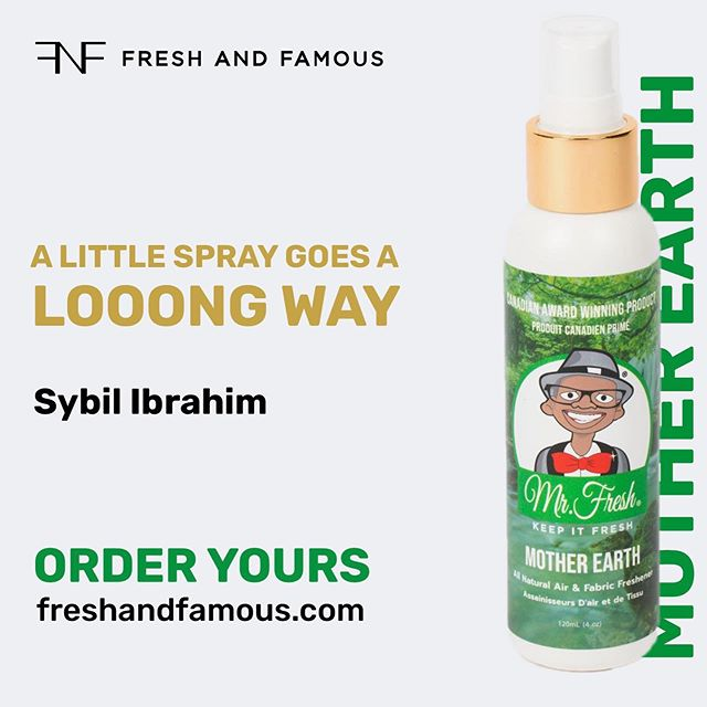 The Best Family Air & Fabric Freshener Brand In The World!😍 _ All natural, aerosol free, non-flammable and safe for the whole family including your beloved pets! Actively eliminates offensive odours with only two sprays, does not just mask the odours.  _ Where to use?  Good for clothes, home fabrics, athletic wear, smoke, restrooms, vehicles, athletic gear, kitchens, gym bags, cannabis, pets and waste disposal areas.  _ Available Scents:  Four very fresh scents to enjoy; Divine Sensation (a romantic scent), Mother Earth (peaceful and green), Baby Powder (clean baby powder), and Tropical Isands (a Caribbean vacation in a bottle). You really must try these out to experience the results first hand. Use as a safe alternative to burning scented candles. All new + very sick packaging now online in store.👃 🌸 🌴 💕 _ Www.freshandfamous.com _ 📞Toll Free! 1-855-34-FRESH! (37374) _ 🇨🇦Canadian Award Winning Products!🇨🇦 _ #family #pets #environment #thebest #airfreshener #brand #theworld #MadeinCanada