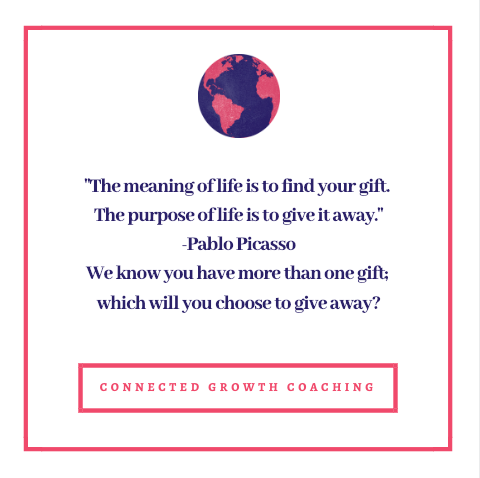 Your gifts- purpose