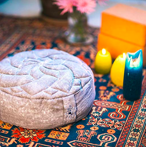 Meditation Pillow - Quiet Your Mind