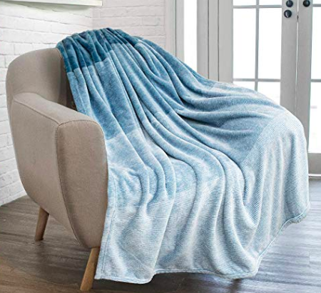 Cozy Throw Blanket - Celebrate the Richness of Purple