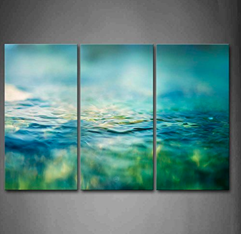 Water Element Art -