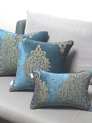 Luxurious Paisley Pillows -