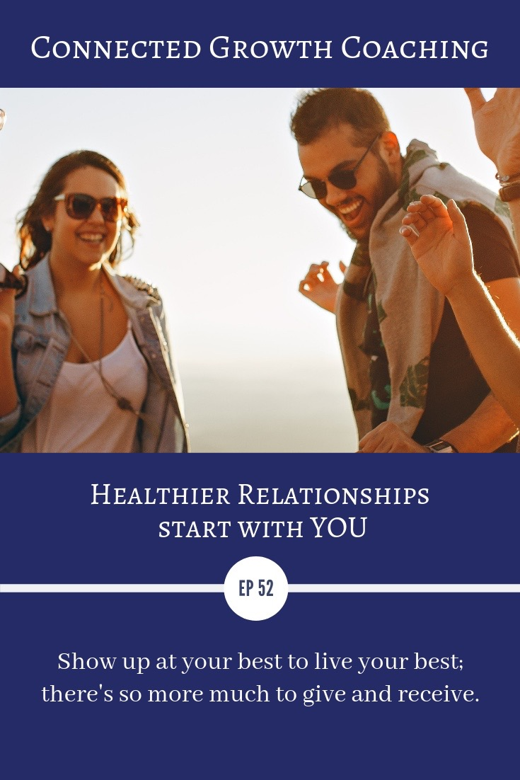 Healthier Relationships