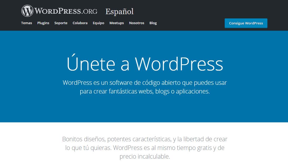 wordpress frente a squarespace ventajas y desventajas