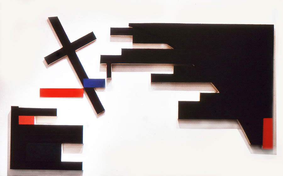 "Agitreklama, 96"" x 135"", 1974"