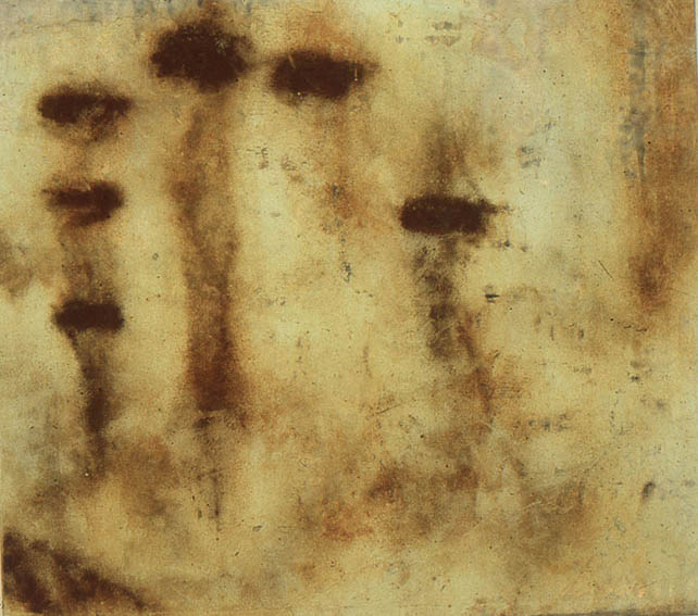 Untitled (for George Steinbrenner), 1993