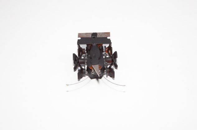 Unidirectional Guillotine (Razor Bot), 2010