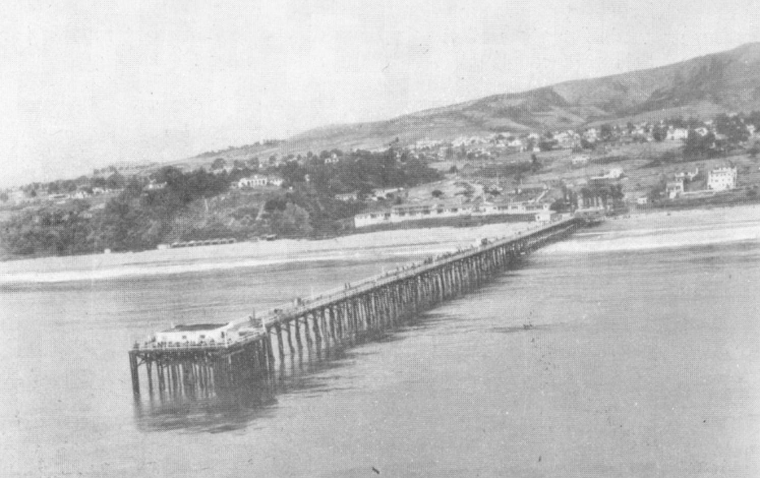 San Clemente Pleasure Pier