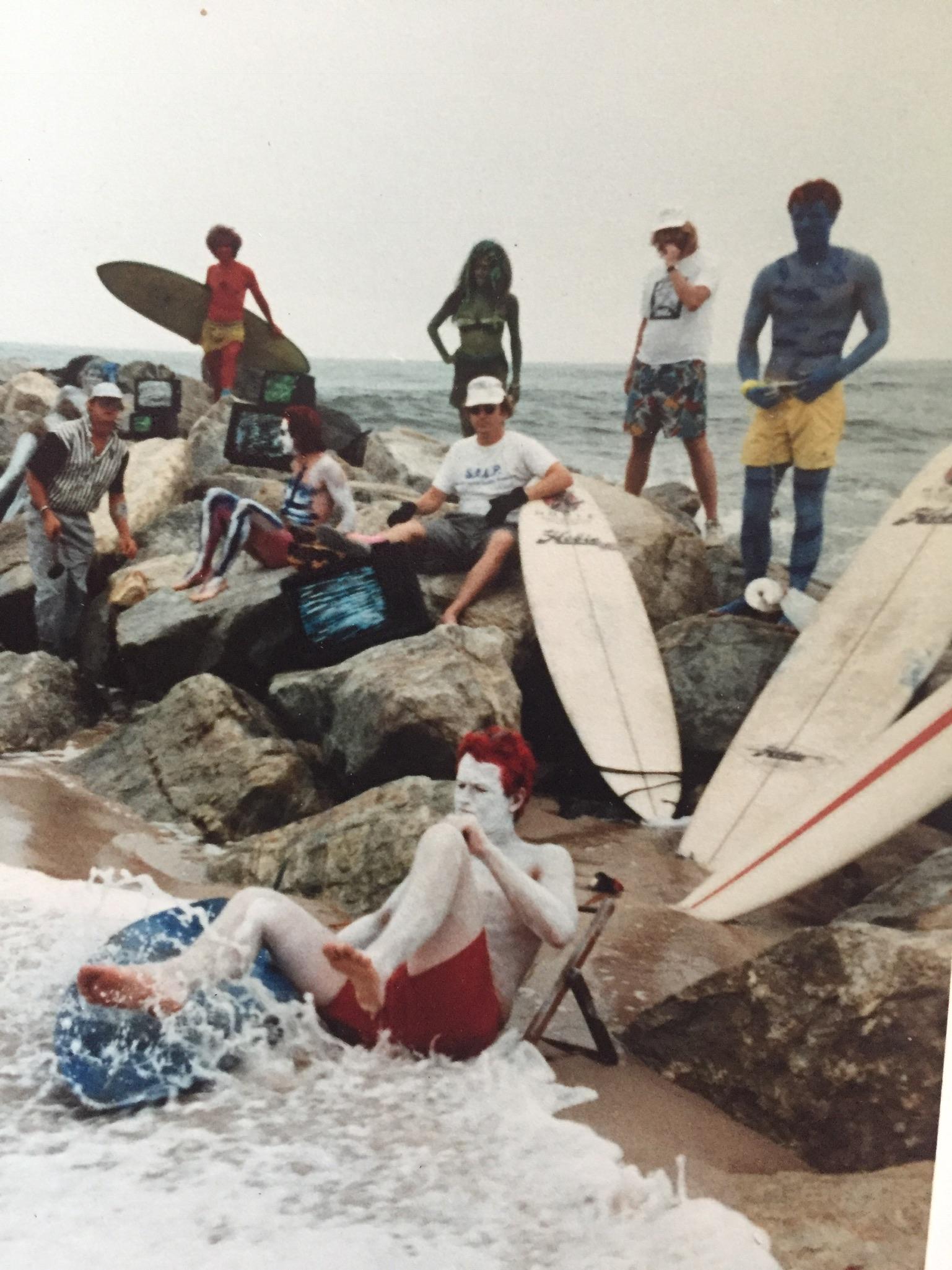 Dennis Ashbaugh. Surfers.Against.Lauder.Proposal.  S.A.L.P.