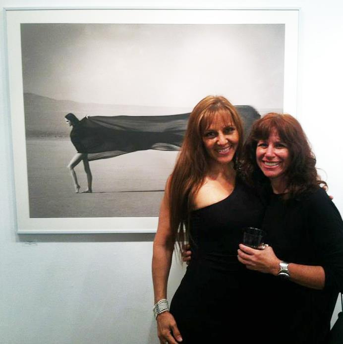 Wendy Hicks and Renée Jacobs