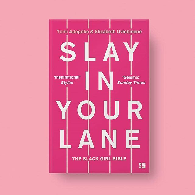 The wait is nearly over: the SLAY IN YOUR LANE paperback is in stores TOMORROW 🎉😱! To make sure you get it first, you can preorder it from the link in our bio.  It costs less, is smaller and is out 13th June! 🙏🏾😍 #SIYL