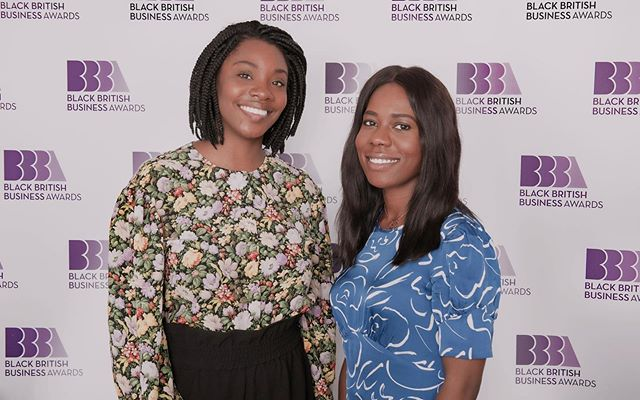 We're so happy to be finalists in this year's @thebbbawards, in the arts and media rising star category.  Even more to celebrate as we're alongside these incredible trailblazers: Fiona Rutherford and co-founders at @vampuk: @christinaok, @rumbiilove and @rubyjadex ✨💓