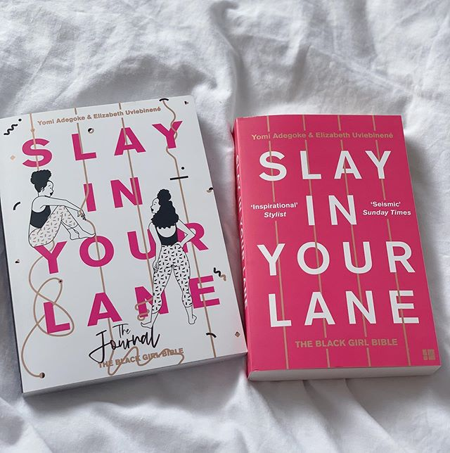 🚨The essential companion to Slay In Your Lane, fresh from the printers: Slay In Your Lane: The Journal is almost here!  It's available for pre-order now though, and the link is in our bio 📝💥
