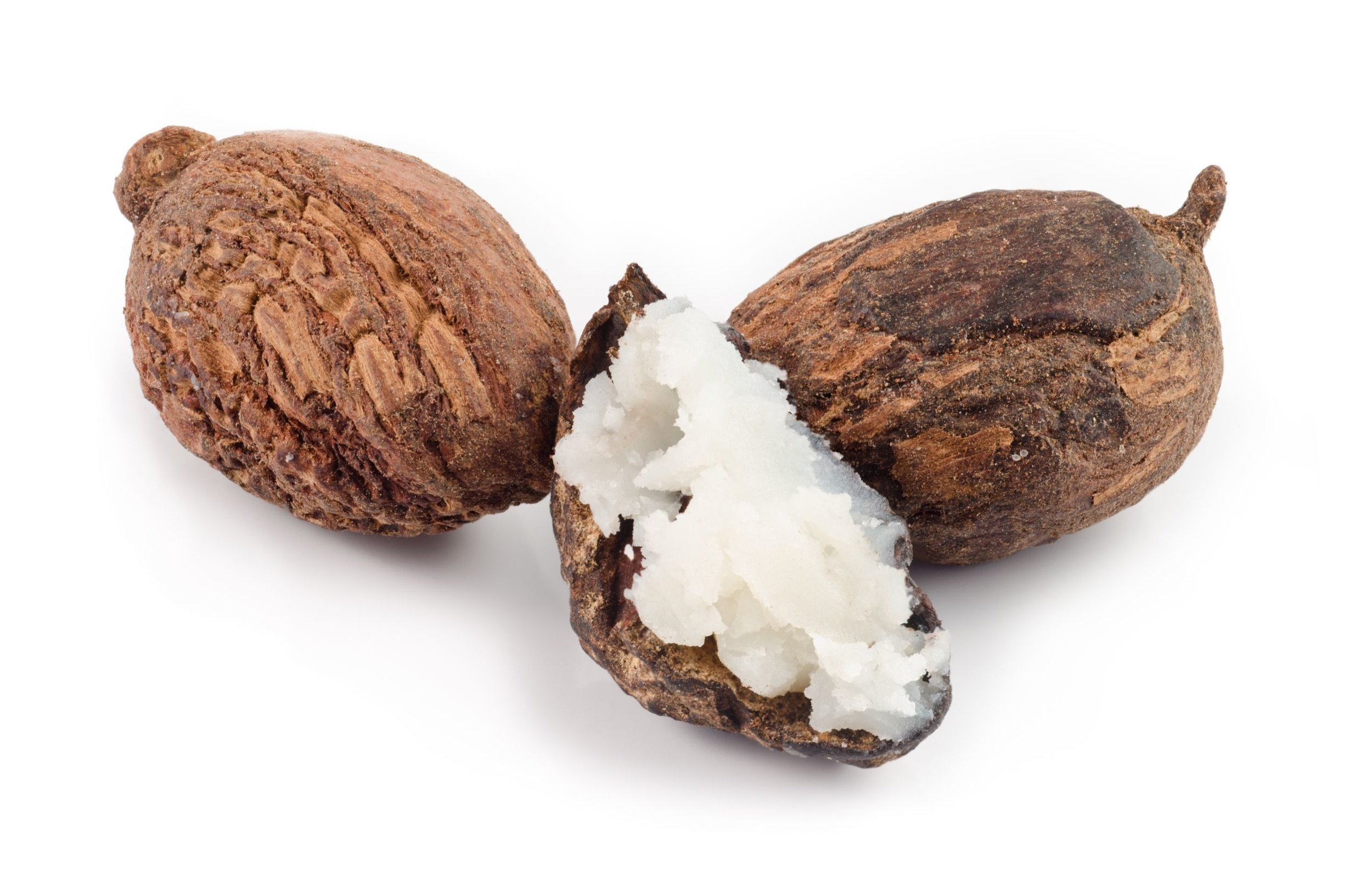 Organic Shea butter is a key ingredient in Cosmydor's cosmetics, creams, balms and soaps