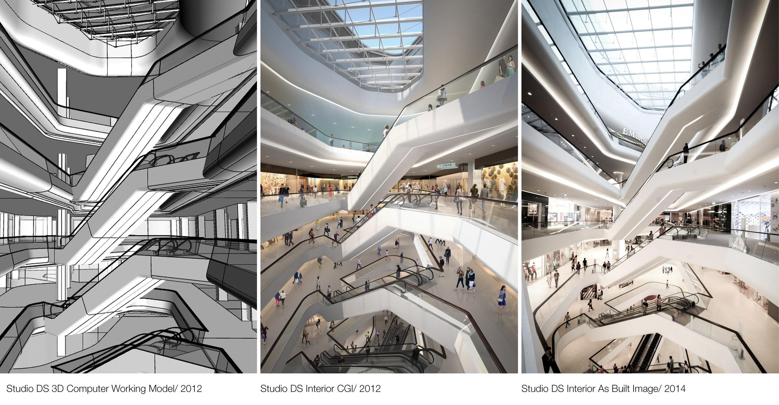 © Copyright Studio DS 2018 - Central Embassy Interior Design Comparison