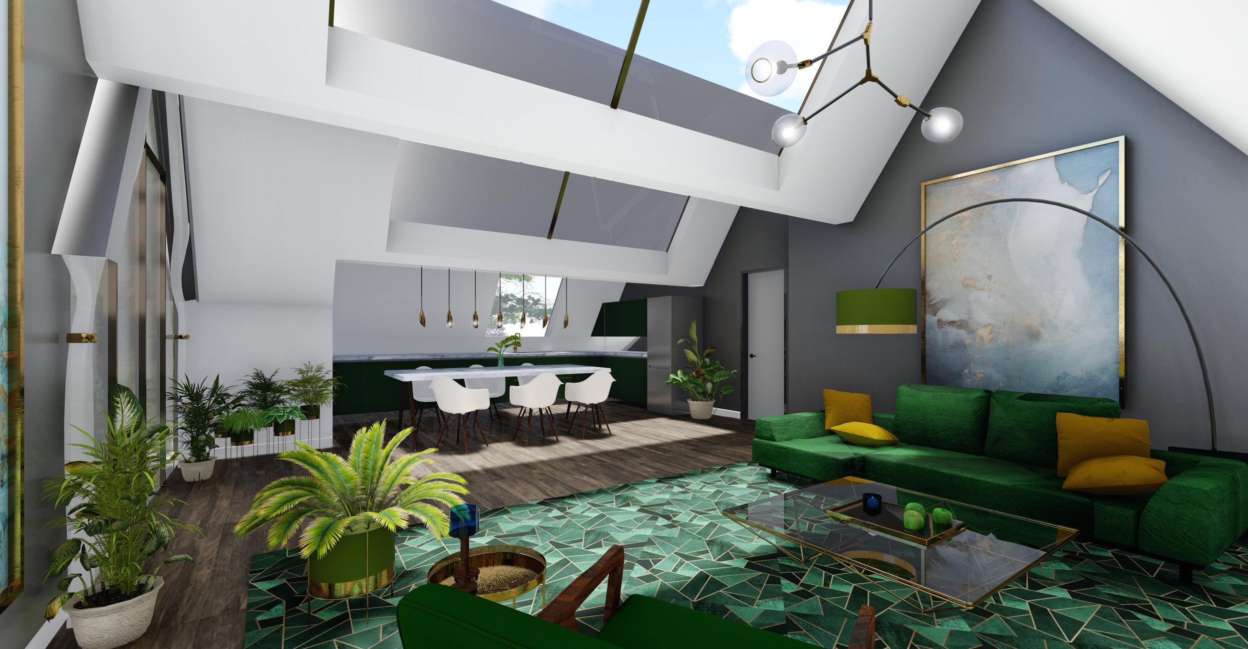 © Copyright Studio DS 2018 - the Multi Home Smart Home Interior Design 1